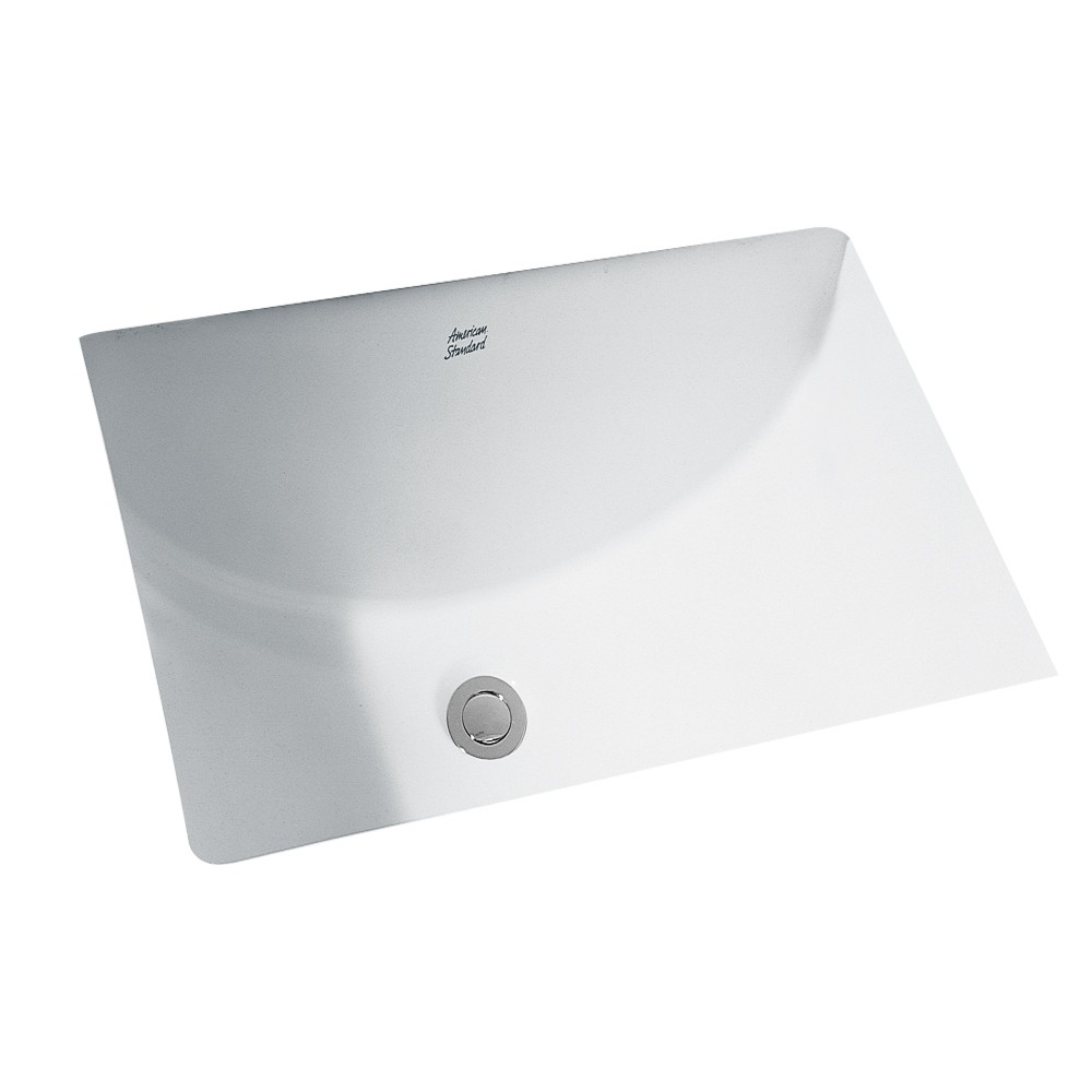 White Undermount Sink : ... 0614.000.020 Studio Rectangular 21