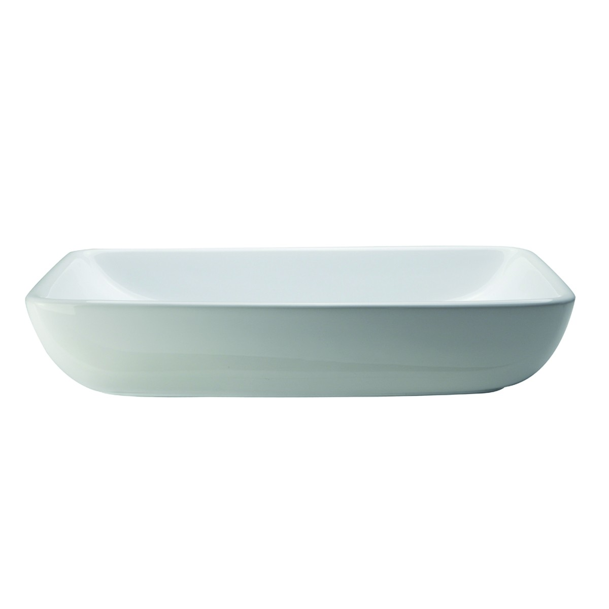 Decolav Sinks : Decolav 1445-CWH Classically Redefined Above Counter Rectangular ...