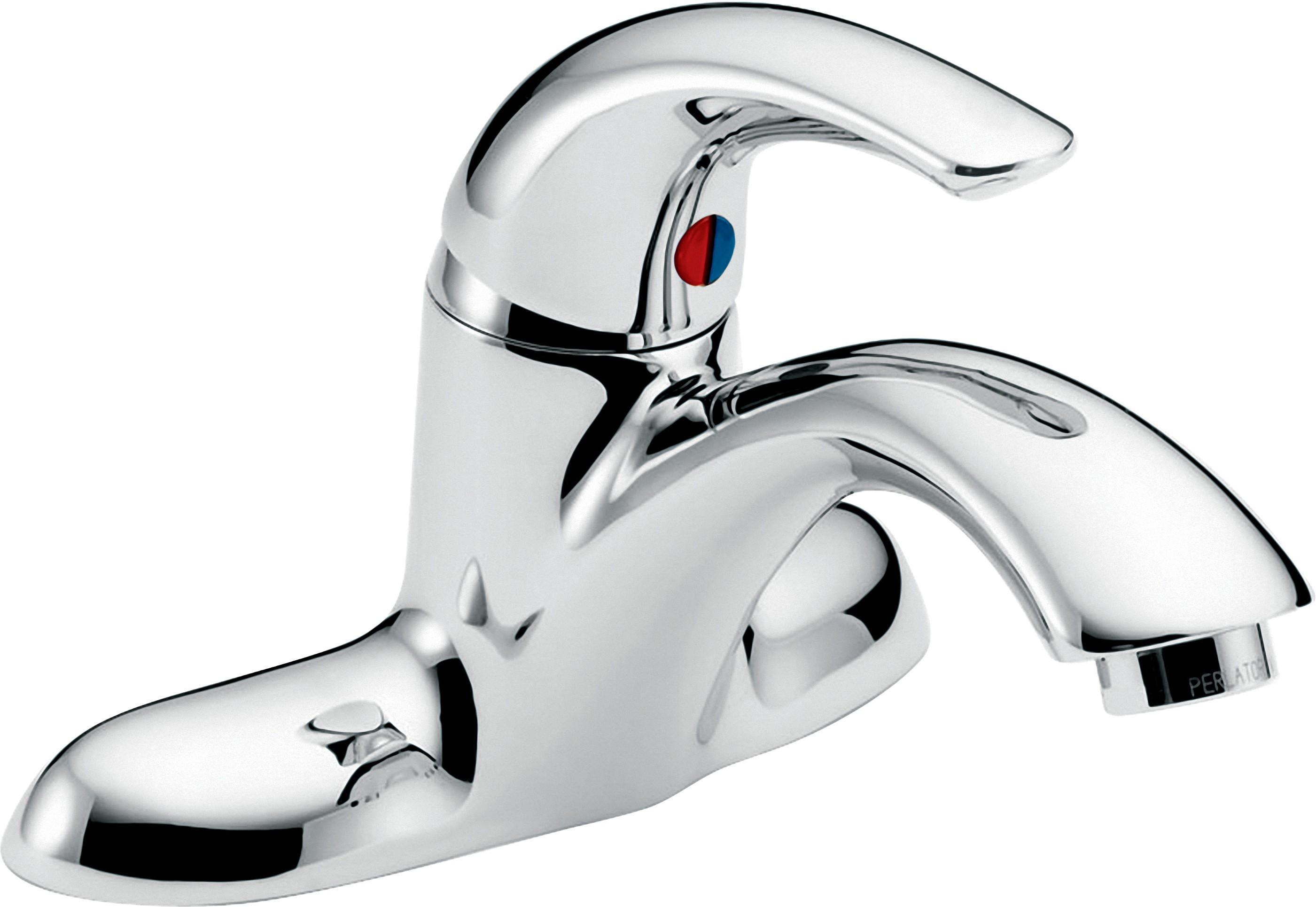 Delta Faucet Commercial : Delta Commercial 22C101 Single Handle 4