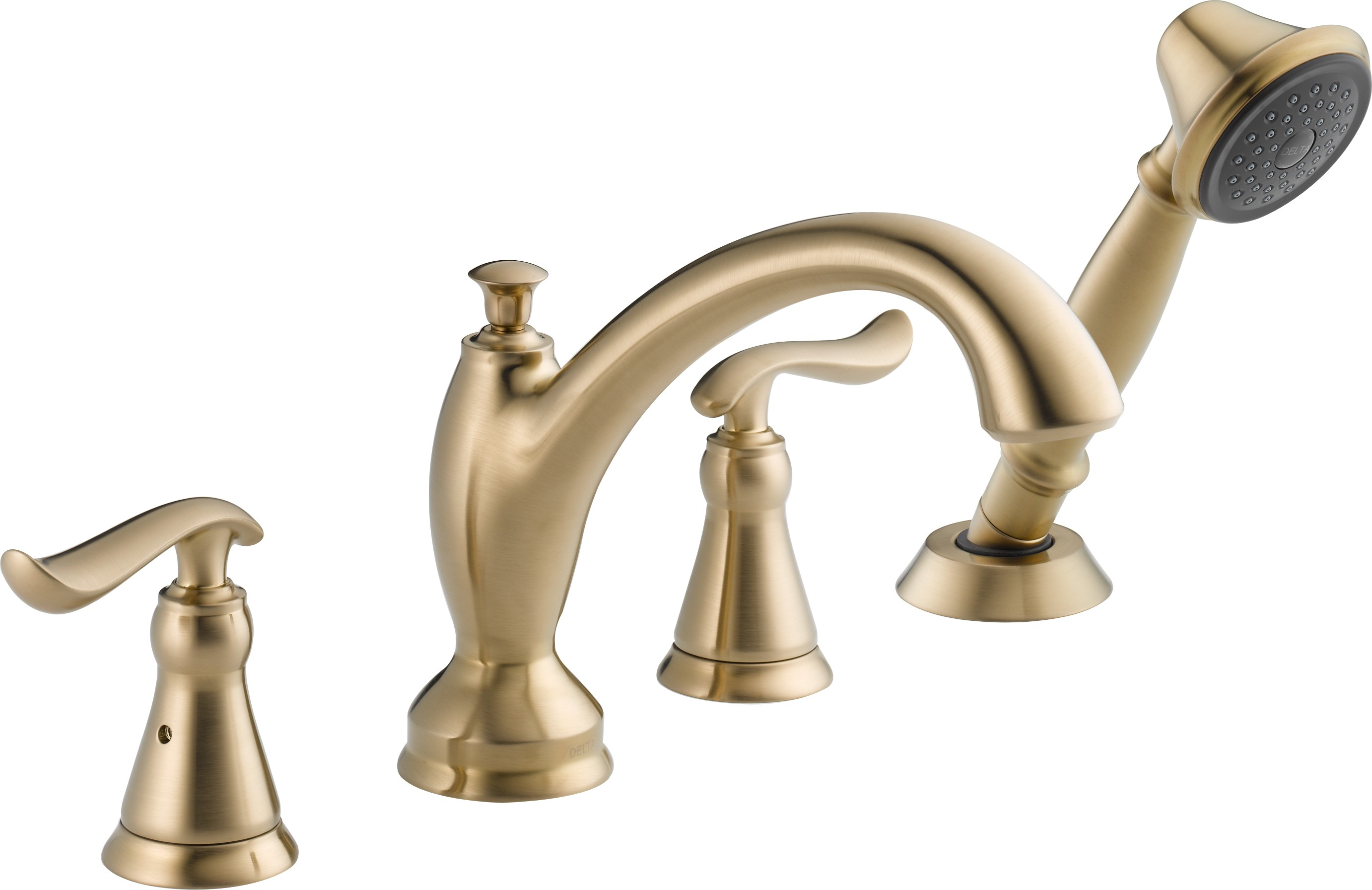 Delta Faucet R4707 Flexible Roman Tub With Hand Shower Rough From Apps Dire