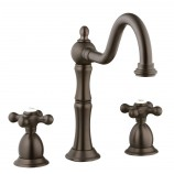 Belle Foret N130 02 ORB Kitchen Faucet in Oil Rubbed Bronze