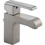 Delta 586LF-SSMPU Arzo Single Handle Bathroom Faucet in Stainless