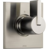 Delta T11853-SS Vero Single Handle Three Setting Diverter Trim Only in Stainless