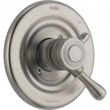 Delta T17078-SS Leland Monitor 17 Series Scald-Guard Valve Trim Only with Volume Control in Stainless