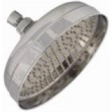 Elizabethan Classics SHLG8SN Showerhead in Satin Nickel