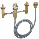 Hansgrohe-06646000 Interaktiv Rough-In Valve for 4-Hole Tub Filler