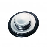 InSinkErator STP-SS Stopper In Polished Stainless Steel