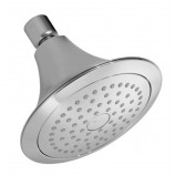 KOHLER K-10282-CP Forté 2.5 gpm Single-Function Showerhead in Polished Chrome