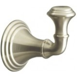 KOHLER K-10555-BN Devonshire Robe Hook in Vibrant Brushed Nickel