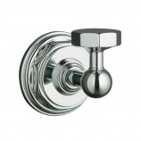KOHLER K-13113-CP Pinstripe Robe Hook in Polished Chrome