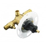 "KOHLER K-304-KS-NA Rite-Temp 1/2"" Pressure-Balancing Valve with Screwdriver Stops"