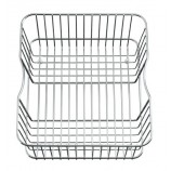 KOHLER K-3277-ST Coated Sink Basket for Undertone and Iron/Tones Kitchen Sinks in Stainless Steel