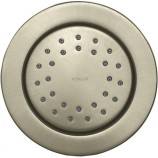 KOHLER K-8013-BN WaterTile Round 27-Nozzle Bodyspray in Brushed Nickel