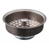 KOHLER K-8803-96 Duostrainer Sink Basket Strainer In Biscuit