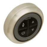 "KOHLER K-9497-BN 2.5"" Keypad Trim in Brushed Nickel"
