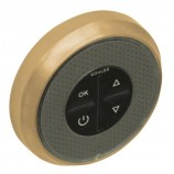 "KOHLER K-9498-BV 3"" Whirlpool Keypad Trim in Brushed Bronze"