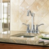 Moen 5994 Vestige Two Handle Bar/Prep Faucet in Chrome