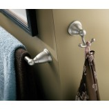"Moen YB2224BN Brantford 24"" Towel Bar in Brushed Nickel"