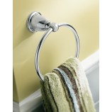Moen YB2286CH Brantford Towel Ring in Chrome