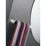 "Moen YB2486BN Method 9"" Towel Bar in Brushed Nickel"