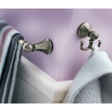 Moen YB5603CH Vestige Double Robe Hook in Chrome