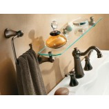 Moen YB5686ORB Vestige Towel Ring in Oil Rubbed Bronze