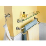 Moen YB8203CH Rothbury Double Robe Hook in Chrome