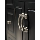 Moen YB8207BN Rothbury Drawer Pull in Brushed Nickel