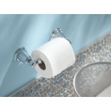 Moen YB8208BN Rothbury Toilet Paper Holder in Brushed Nickel
