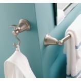"Moen YB8224CH Rothbury 24"" Towel Bar in Chrome"