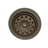 Opella 90088.957 Disposal Flange Trim Kit in Oil Rubbed Bronze (PVD)