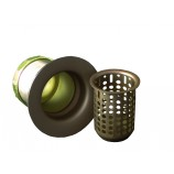 Opella 90125.957 Junior Basket Strainer in Oil Rubbed Bronze