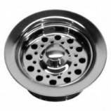 Opella 90070.045 Strainer Waste Assembly in Polished Stainless Steel